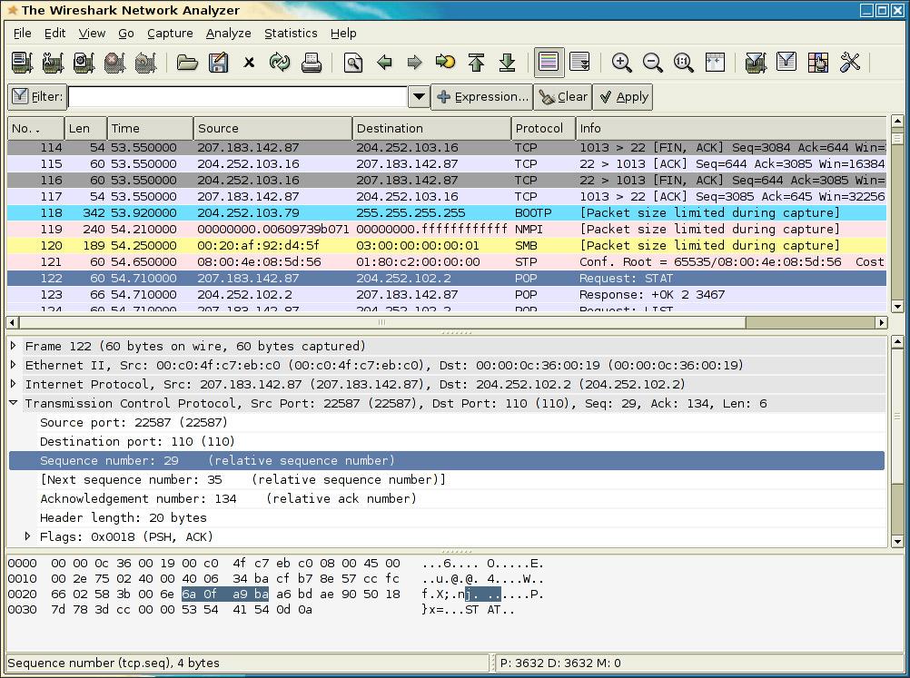 Программа Shark Сканер Сети